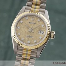 Rolex Lady-Datejust 26mm Gold