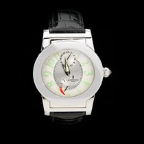 De Grisogono Instrumento Tondo Automatic GMT with Power...