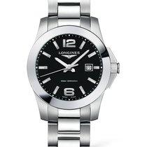 Longines Ladies L32774586 Conquest Watch