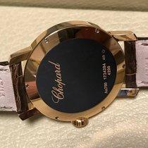 Chopard neu Automatik Zentralsekunde 33,5mm Rotgold Saphirglas