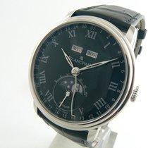 Blancpain Villeret Quantième Calendar  Platinum Limited Edition