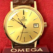 Omega Staal 34mm Automatisch 1660217 tweedehands