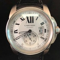 Cartier Calibre de Cartier Automatic Date - Steel 42mm - MINT
