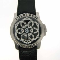 Pierre Kunz Steel 44mm Automatic PKG019 MV pre-owned