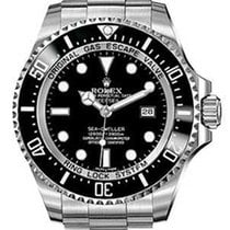 Rolex Sea-Dweller Deepsea Rolex Deepsea Sea Dweller 116660 Steel 44 MM Black Ceramic 2019 new