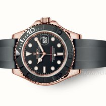 Rolex Yacht-Master 40 Rose gold 40mm Black No numerals United States of America, Florida, Aventura