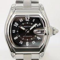 까르띠에,새 시계/미 사용,정품 박스 없음, 서류 원본 없음,38 mm,스틸