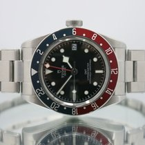 Tudor Black Bay GMT with Box and Papers
