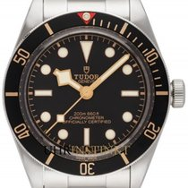 Tudor M79030N-0001 Acero Black Bay Fifty-Eight 39,00mm