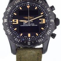 Breitling Chronospace Military M7836622 Full Set