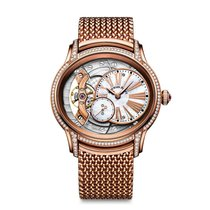 Audemars Piguet Millenary Ladies Pозовое золото 39.5mm