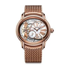 Audemars Piguet Millenary Ladies nuevo 2019 Cuerda manual Reloj con estuche y documentos originales 77247OR.ZZ.1272OR.01