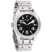 995b83f5e Nixon 38-20 Blue Dial Stainless Steel Ladies Watch A404221600 za 118 ...