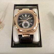 Patek Philippe 5980R-001 Oro rosado Nautilus 40.5mm