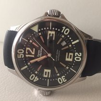 JeanRichard Steel 43mm Automatic pre-owned