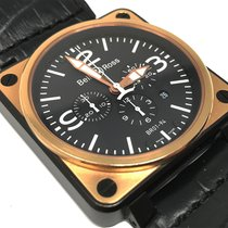 Bell & Ross BR 01-94 Chronographe Steel 46mm Black Arabic numerals United States of America, Arizona, Scottsdale