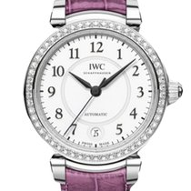 IWC Da Vinci Automatic neu 2019 Automatik Uhr mit Original-Box und Original-Papieren IW458308