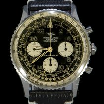 Breitling 41,5mm Remontage manuel occasion Navitimer Cosmonaute Noir