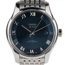 Omega De Ville Hour Vision 433.10.41.21.03.001 new