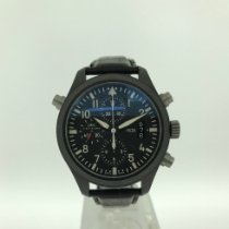 IWC Pilot Double Chronograph IW378601 2009 pre-owned