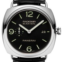 Panerai Radiomir Black Seal 3 Days Automatic Steel 45mm Black Arabic numerals United States of America, New York, New York