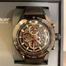 TAG Heuer Carrera Calibre HEUER 01 CAR2A1Z.FT6044 2019 pre-owned
