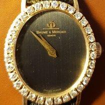 Baume & Mercier Sarı altın Elle kurmalı 825115 et 38234 ikinci el
