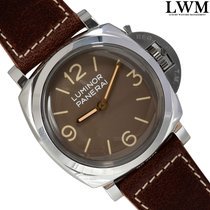 Panerai PAM 00663 Steel 2017 Special Editions 47mm pre-owned