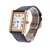 Cartier Tank Solo W5200026 2019 pre-owned