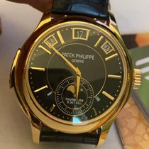 Patek Philippe Minute Repeater Perpetual Calendar Rose gold Black