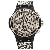 Hublot Big Bang 41 mm new Chronograph Watch with original box and original papers 341.CW.7717.NR.1977