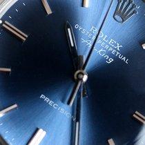 Rolex Air King Precision Acier 34mm Argent Sans chiffres France, Thonon les bains