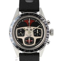 Yes Watch Acero 39mm Cuerda manual Yema Rallygraph Super usados