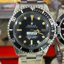 Rolex Sea-Dweller Stahl 40mm Schwarz Keine Ziffern Deutschland, Eltville
