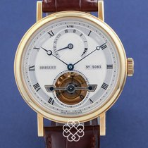 Breguet Yellow gold Automatic 5317BA/12/9V6 pre-owned United Kingdom, Kingston Upon Hull