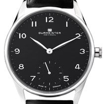 Dürmeister 43mm Manual winding 2019 new Black