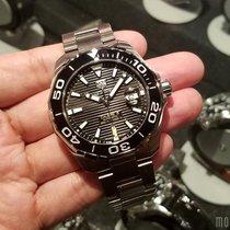 TAG Heuer WAY201A.BA0927 Aquaracer Calibre 5 Automatic Watch...