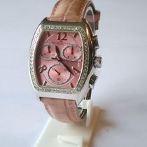 Van Der Bauwede Magnum XS Chronograph - Diamonds - Calibre 65