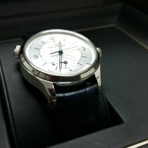 Jaeger-LeCoultre Master Geographic Q1428530 Stainless Steel