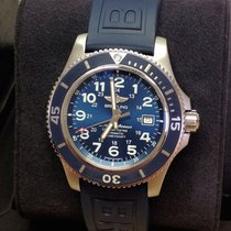 Breitling Superocean II 44 A17392 Blue Dial - Box & Papers 2016