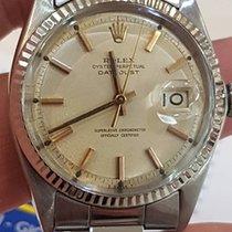 Rolex Datejust Indici Oro Rosa anno 1968 Oyster Ghiera Oro Bianco