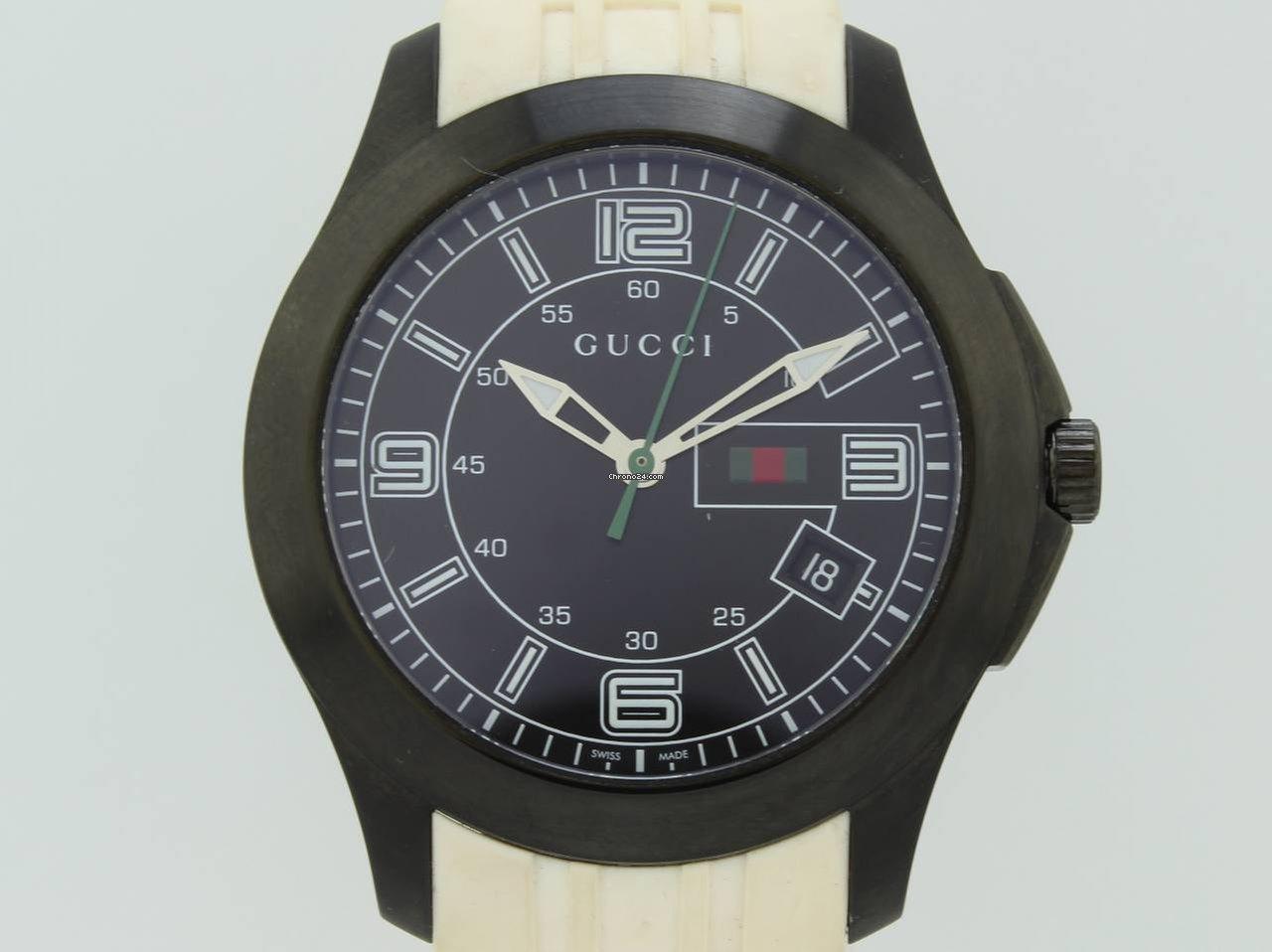 55b4cb99d2a Gucci Chronograph TIMELESS 126.2