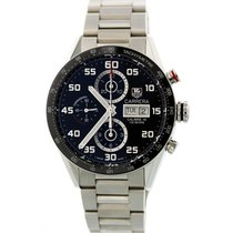 TAG Heuer Carrera Automatic Chronograph CV2A1R Box And Papers