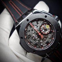 Hublot Big Bang Ferrari 401.CX.0123.VR pre-owned