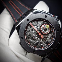 Hublot Big Bang Ferrari 401.CX.0123.VR pre-owned