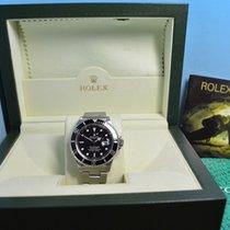 Rolex Date Submariner von 2003 (Y-Serie), Ref. 16610, Service...