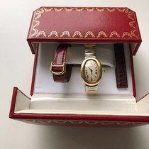 Cartier Oro rojo Cuarzo 22mm 1998 Baignoire