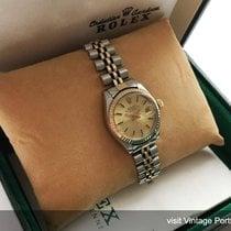 Rolex Full Set Lady Datejust Steel Gold Automatic