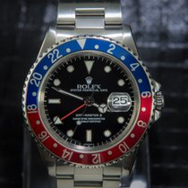 Rolex GMT-Master 16700 Red-Blue PEPSI Dial Swiss-Only Dial...
