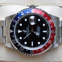 Rolex [like NEW+B+P+SERVICE] GMT Master II PEPSI - 2002